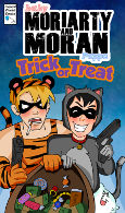 Arkham-insanity's Baby Moriaty and Moran Pappa: Trick or Treat