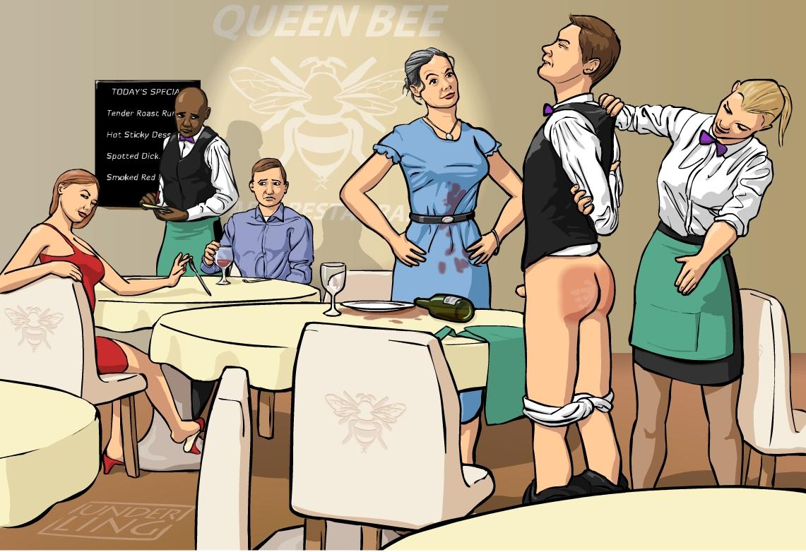 bdsm comics spankinggeschichten