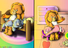 SuperSchtroumpf's Carebears - A very bad day