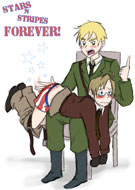 Arkham-Insanity's Hetalia - Stars and Stripes Forever