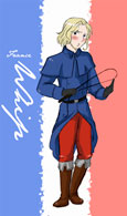 Arkham-Insanity's Hetalia - France and his whip