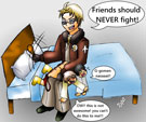Zani's Hetalia - Friends should never fight