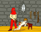 LittleLord's Medieval spanking