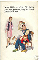 Unknown's How to treat your mother
