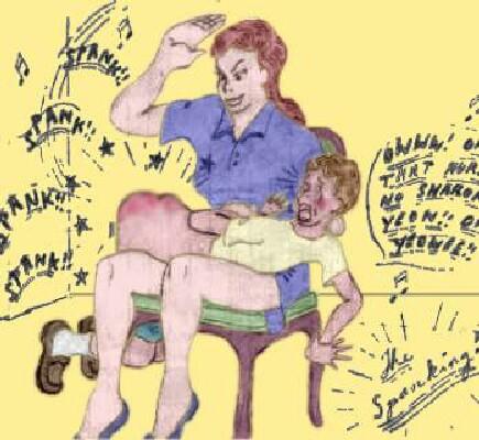 Free spanking stories