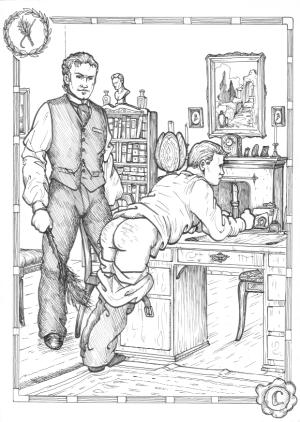 Old male to spanking films and teen boy 2