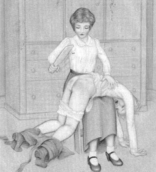 Male maid femdom