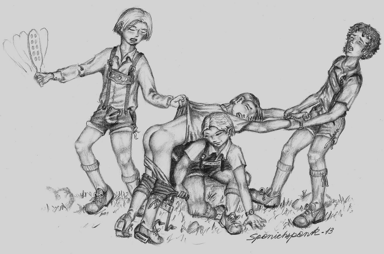 Orgy tag team